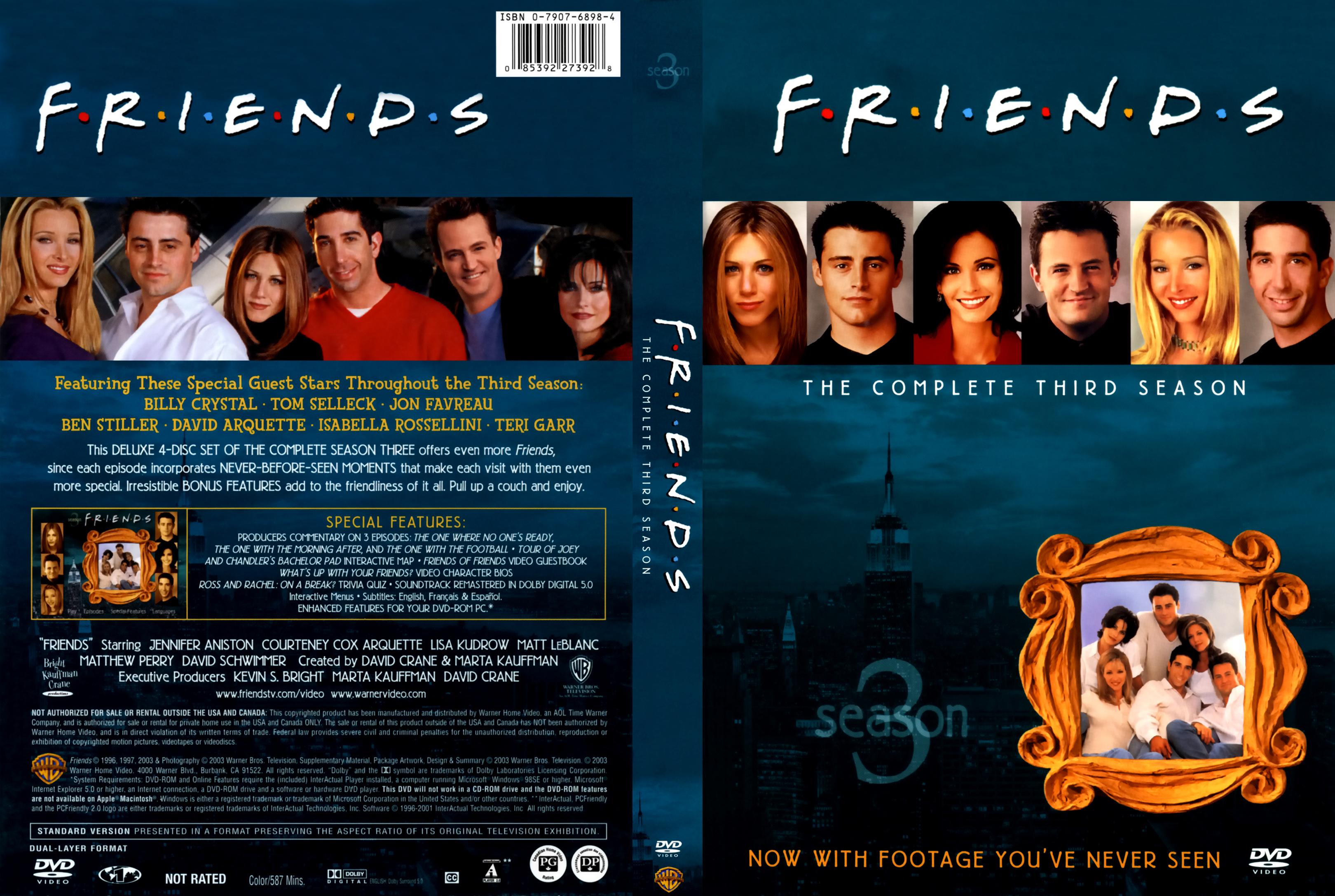 Friends Scripts Ederson Corbari